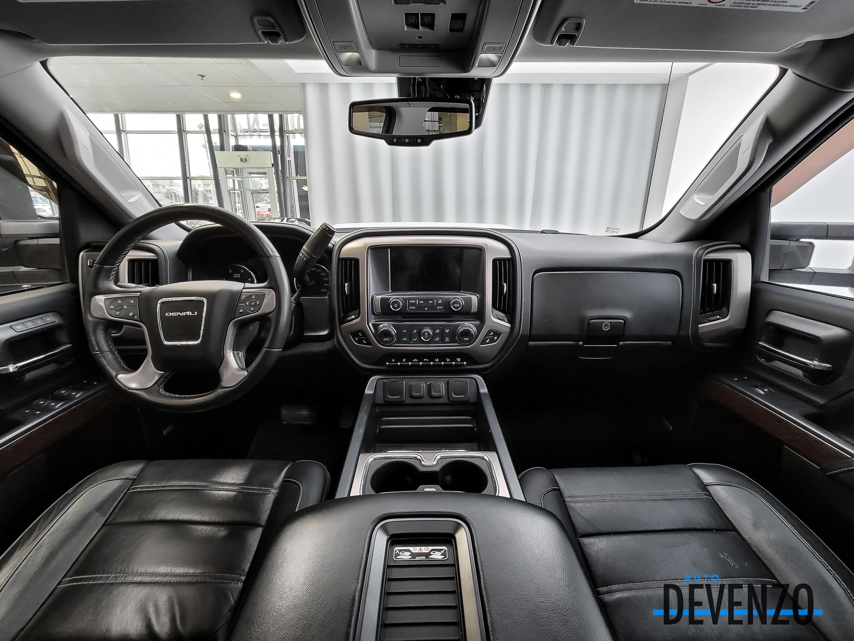 2017 GMC SIERRA 2500HD DENALI 4X4 CREW CAB DIESEL DURAMAX 6.6L complet