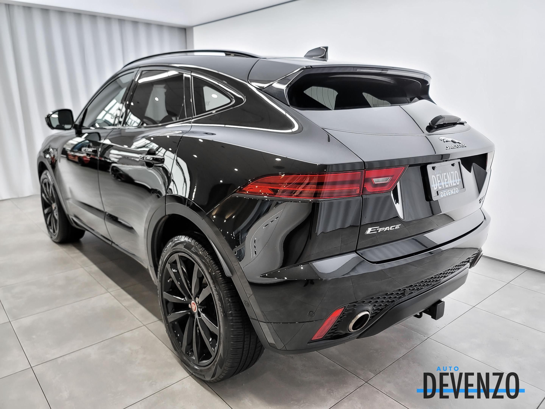 2018 Jaguar E-Pace P300 AWD R-Dynamic SE Black Package Adaptive Cruis complet