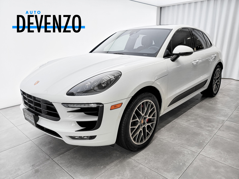 2018 Porsche Macan GTS AWD PREMIUM PACKAGE PLUS / SPORT EXHAUST complet