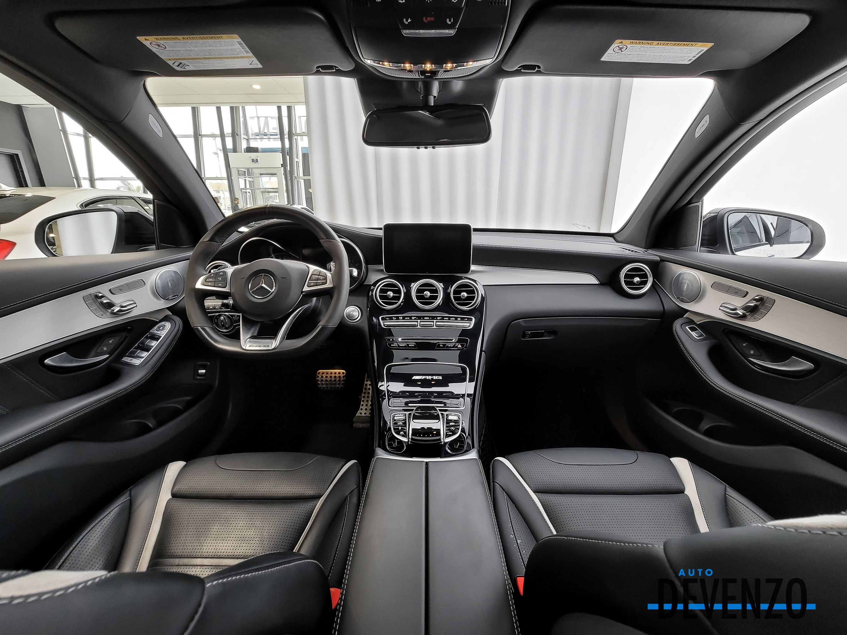 2019 Mercedes-Benz GLC AMG GLC63 S 4MATIC+ Coupe Night + Intelligent Driv complet