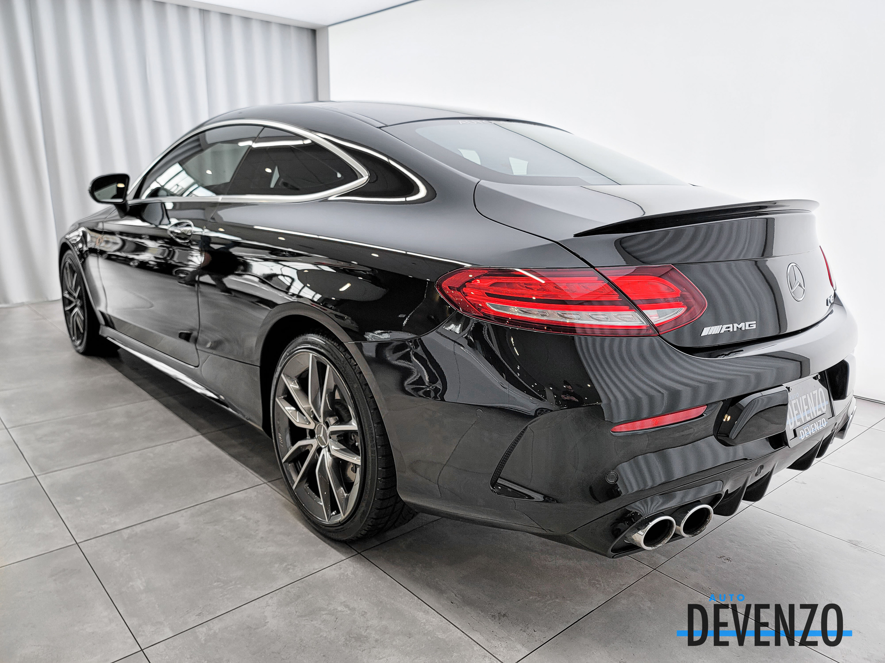 2020 Mercedes-Benz C-Class AMG C43 4MATIC Coupe Intelligent Drive / Night Pk complet