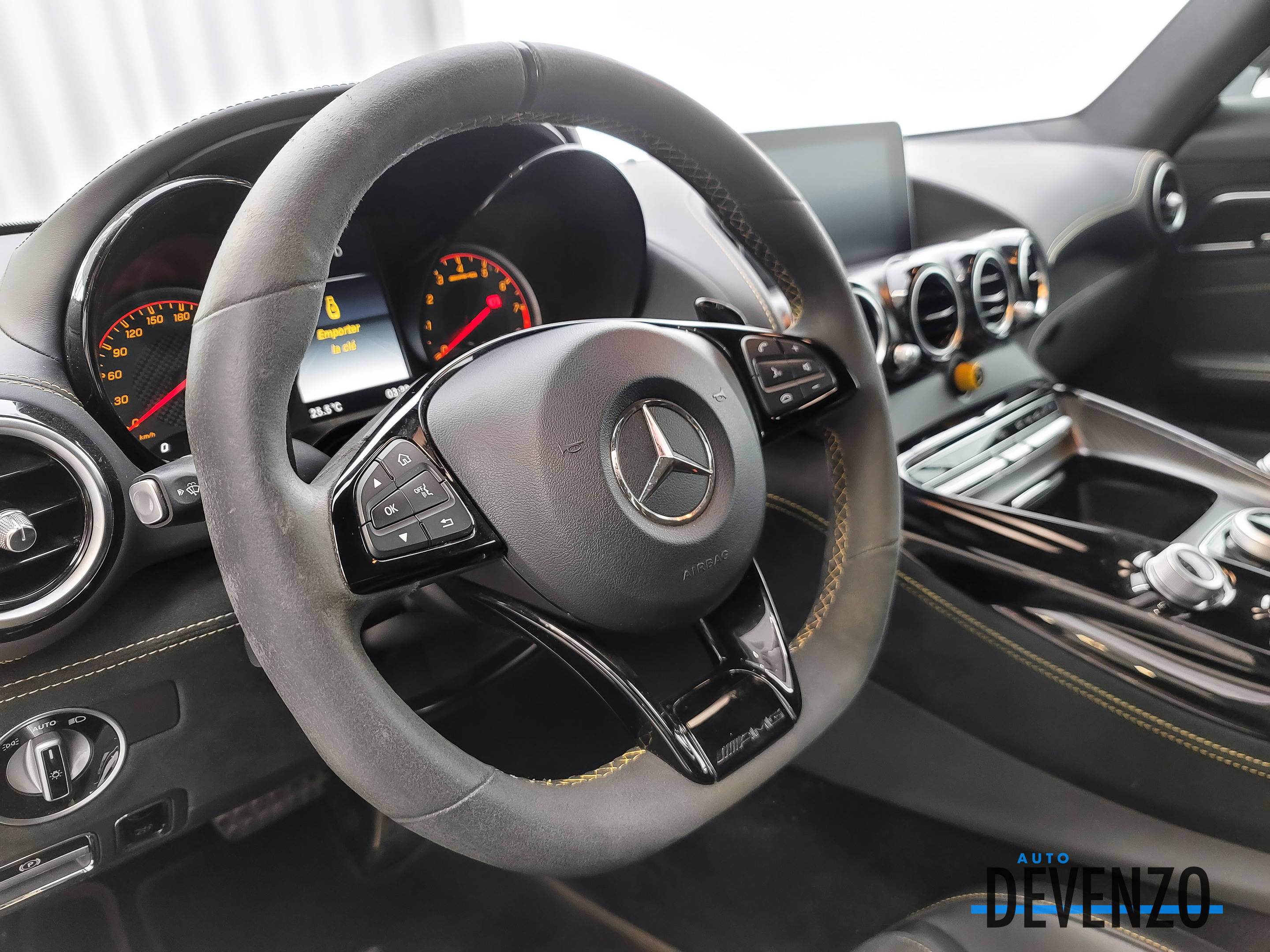 2019 Mercedes-Benz AMG GT AMG GTR Coupe BITURBO 577HP complet
