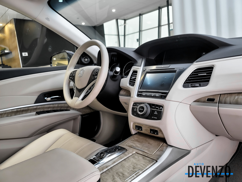 2019 Acura RLX Sport Hybrid Elite Sedan AWD / Cruise Adaptif complet