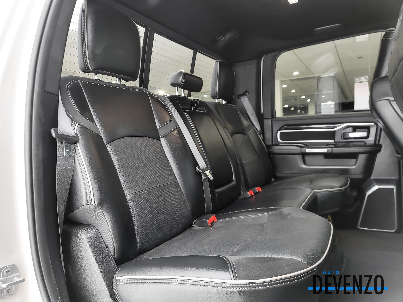 2019 Ram 3500 LARAMIE SPORT 4wd Crew DRW 8′ Box Cummins Diesel complet