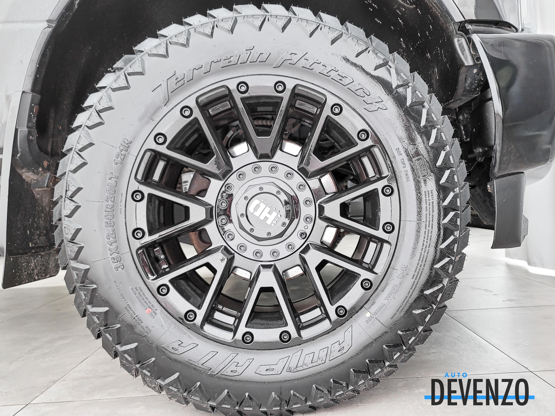 2019 Ford F-250 Platinum 4WD Crew Cab Diesel 6.7L complet