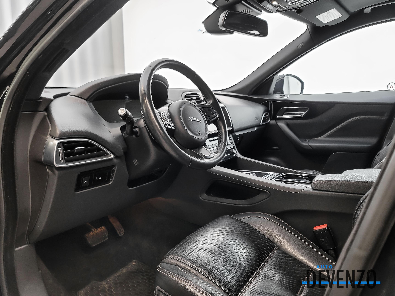 2017 Jaguar F-Pace AWD 20d Prestige Diesel complet