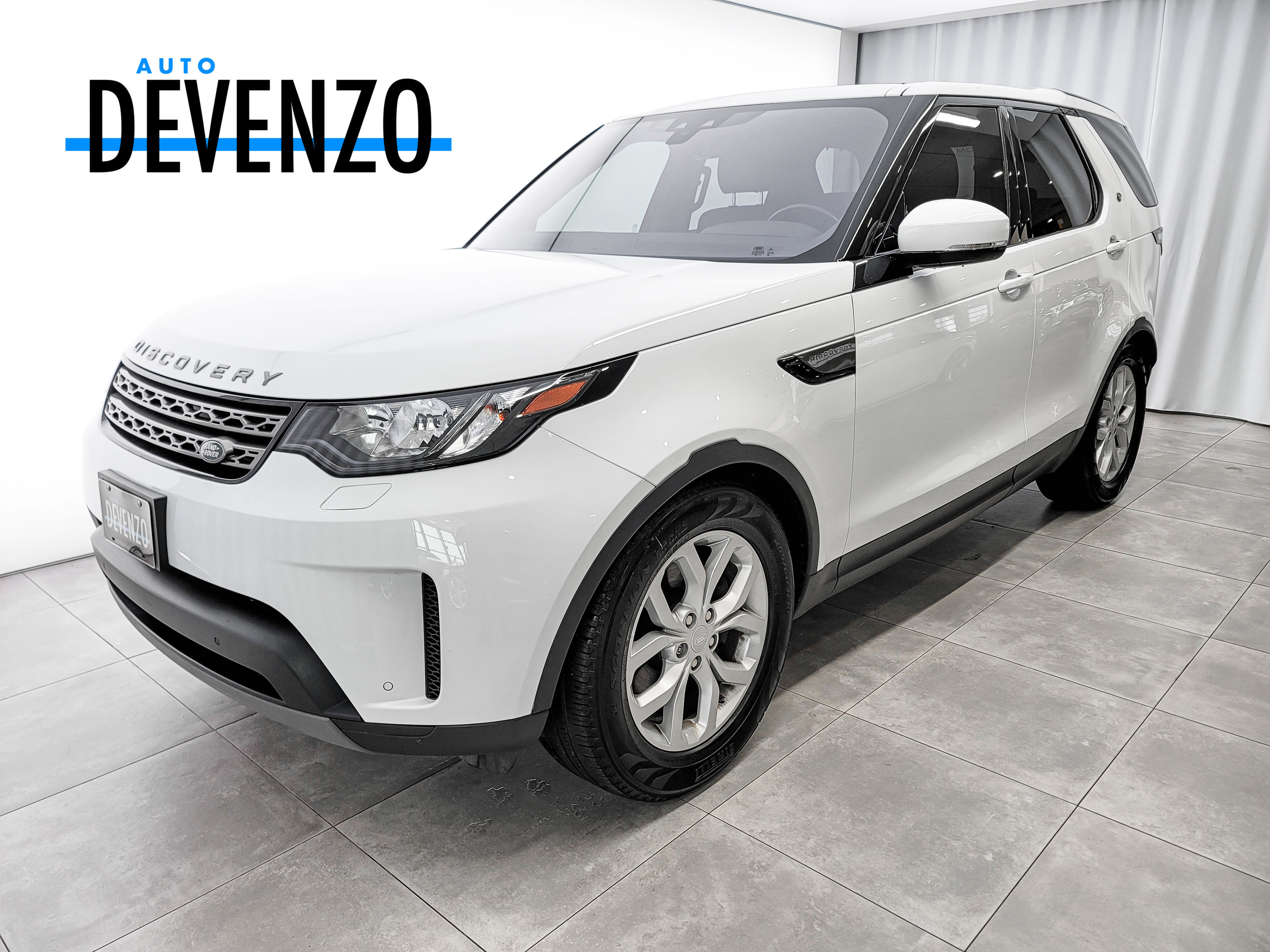 2018 Land Rover Discovery SE Td6 Diesel 4WD 7 passenger Panoroof Navi Camera complet