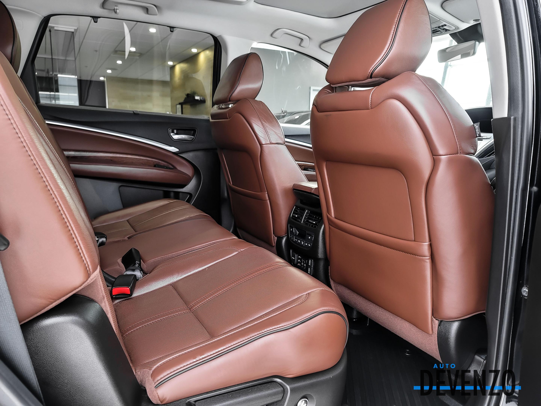 2017 Acura MDX SH-AWD ELITE Cruise Adaptif / TV/DVD / Camera 360 complet