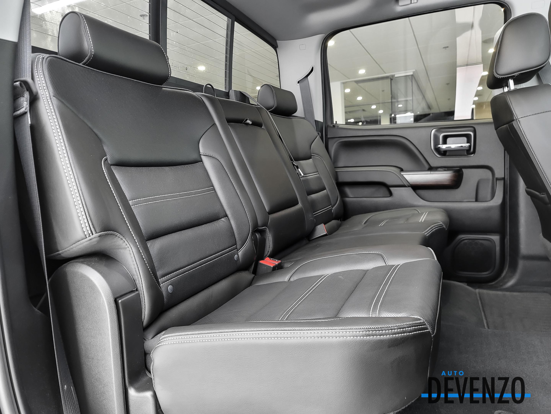 2019 GMC Sierra 3500HD DENALI 4WD DRW CRW CAB DURAMAX ALLISON complet