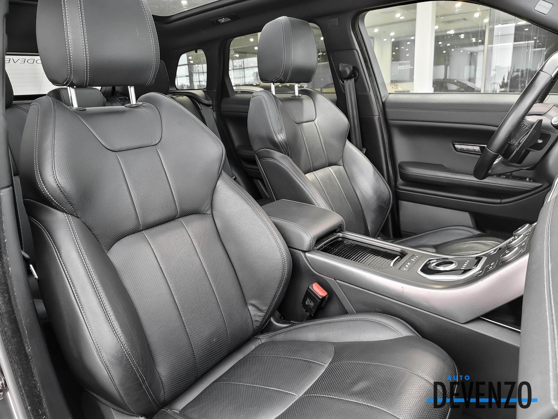 2018 Land Rover Range Rover Evoque Landmark Special Edition SkyView / Navi / Camera complet