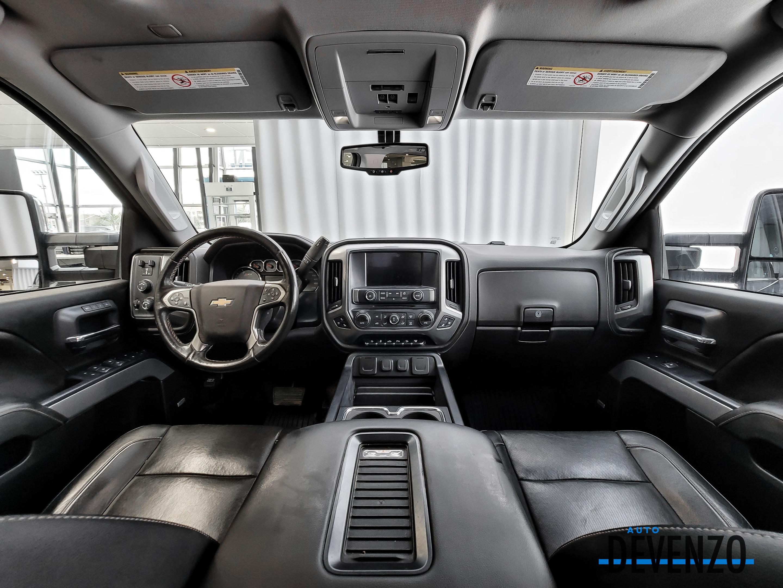 2018 Chevrolet SILVERADO 2500HD LTZ CREW 4X4 Z71 OFF ROAD DURAMAX DIESEL BOITE 6.5 complet