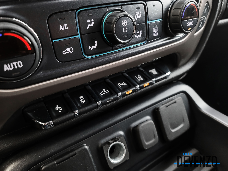 2019 GMC Sierra 3500HD 3500HD 4WD DENALI DRW DIESEL DURAMAX ALLISON complet
