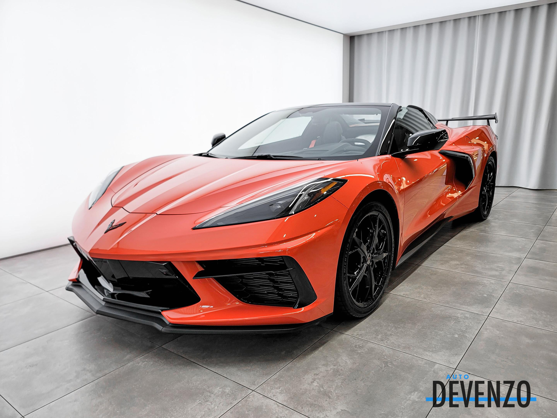 2020 Chevrolet Corvette Convertible 3LT Z51 FRONT LIFT / CARBON FIBER complet