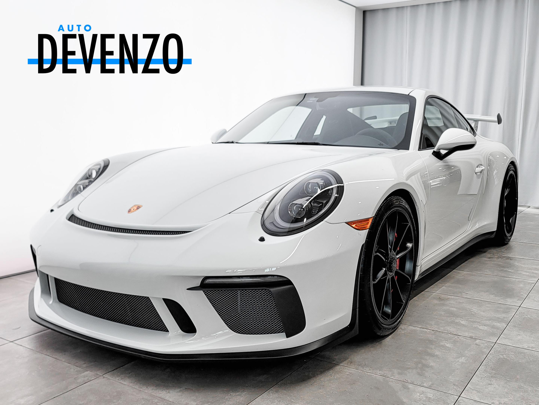 2018 Porsche 911 GT3 6 Speed Manual 500hp complet