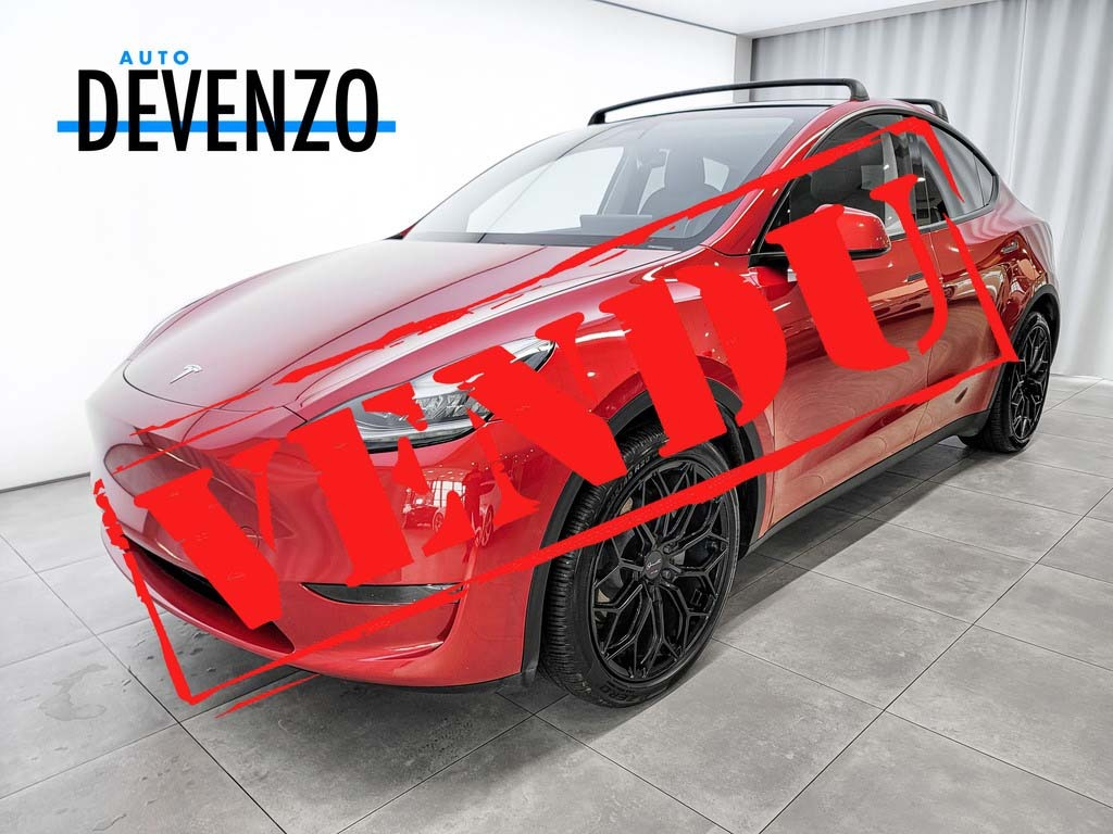 2020 Tesla Model Y DUAL MOTOR AWD complet