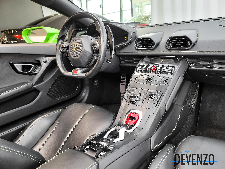 2016 Lamborghini Huracan Spyder HURACAN SPYDER LP610-4 FRONT LIFT / LEATHER PACKAG complet