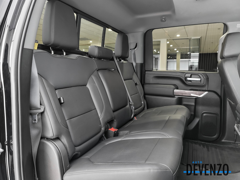 2020 Chevrolet SILVERADO 2500HD 4WD Crew Cab LTZ Duramax Diesel Allison Boite 6.5′ complet
