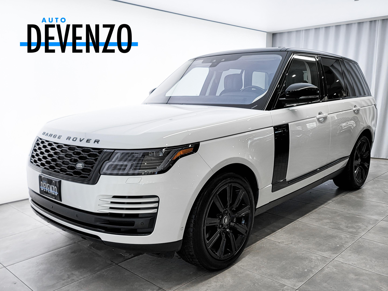 2019 Land Rover Range Rover V8 Supercharged SWB Drive Pro Pack / Black Package complet