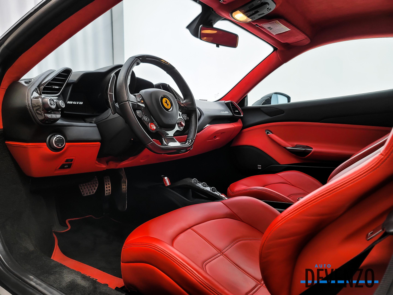 2018 Ferrari 488 GTB 488 GTB SPORT EXHAUST complet