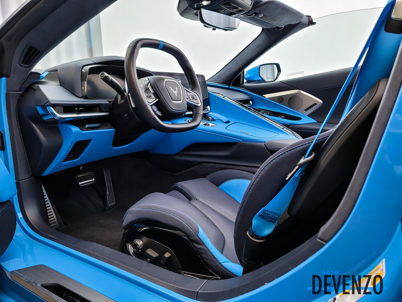 2021 Chevrolet Corvette Stingray Convertible w-3LT Z51 Front LIFT complet