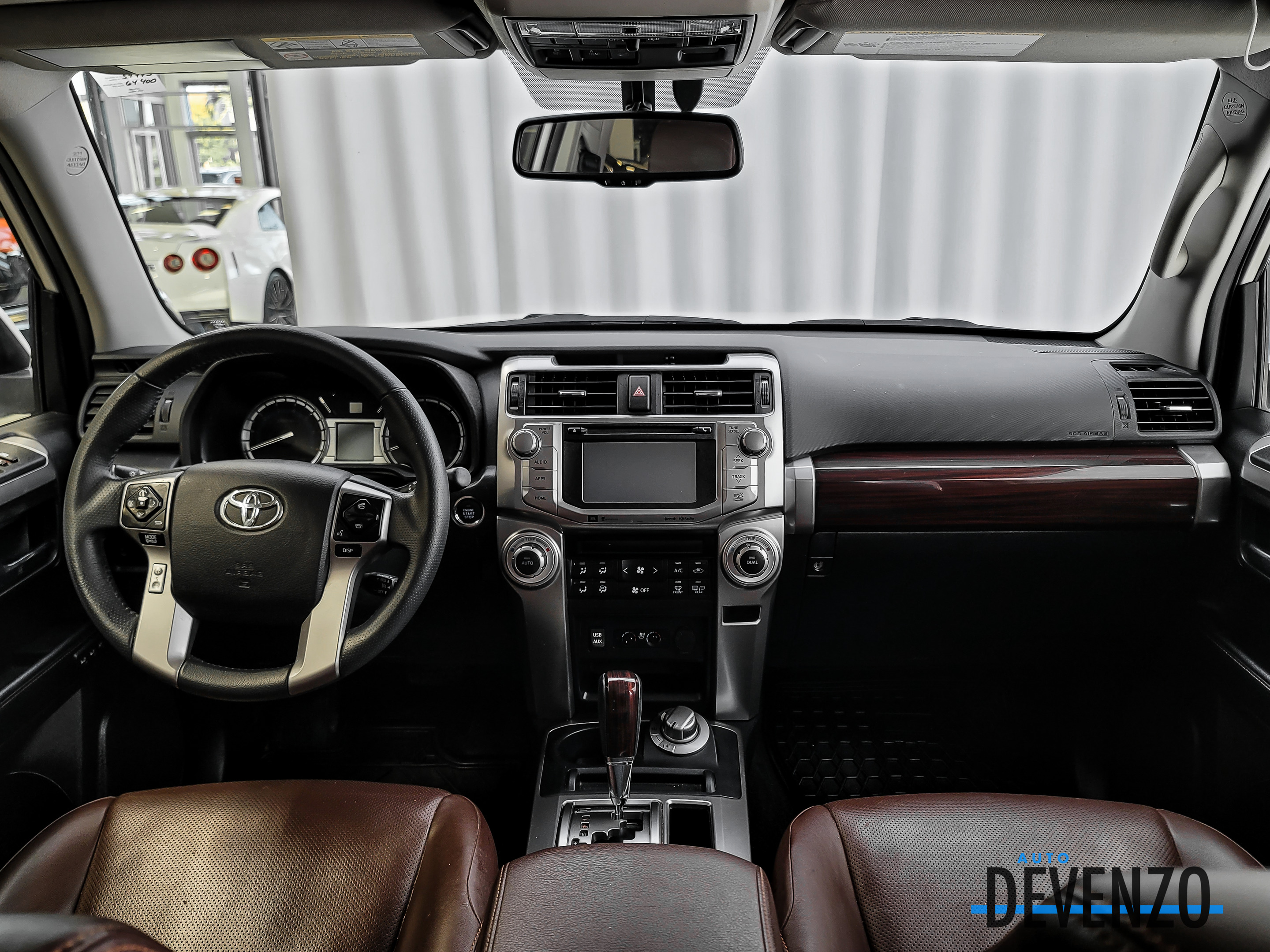 2019 Toyota 4Runner LIMITED 4WD V6 TOIT OUVRANT / GPS NAVI / CAMERA complet