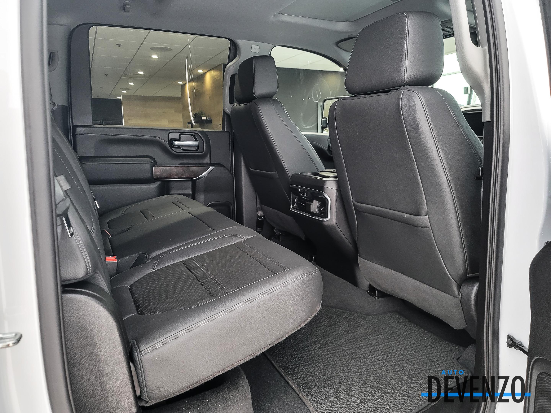 2020 GMC Sierra 3500HD DENALI 4WD DRW 6.6L V8 GAS ***RARE complet