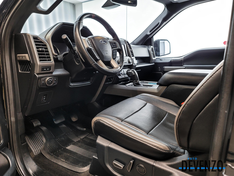 2018 Ford F-150 RAPTOR 4X4 802A CARBON FIBER / TECHNOLOGY GROUP complet