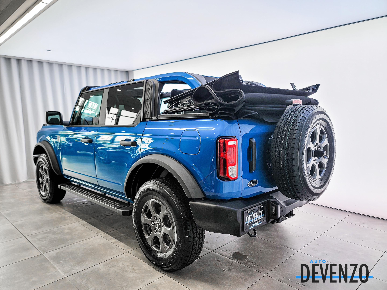 2021 Ford Bronco Big Bend 4 Door 4×4 V6 2.7L OPEN TOP NAVIGATION complet