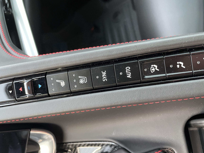 2021 Chevrolet Corvette Stingray Convertible w-3LT Performance Exhaust complet