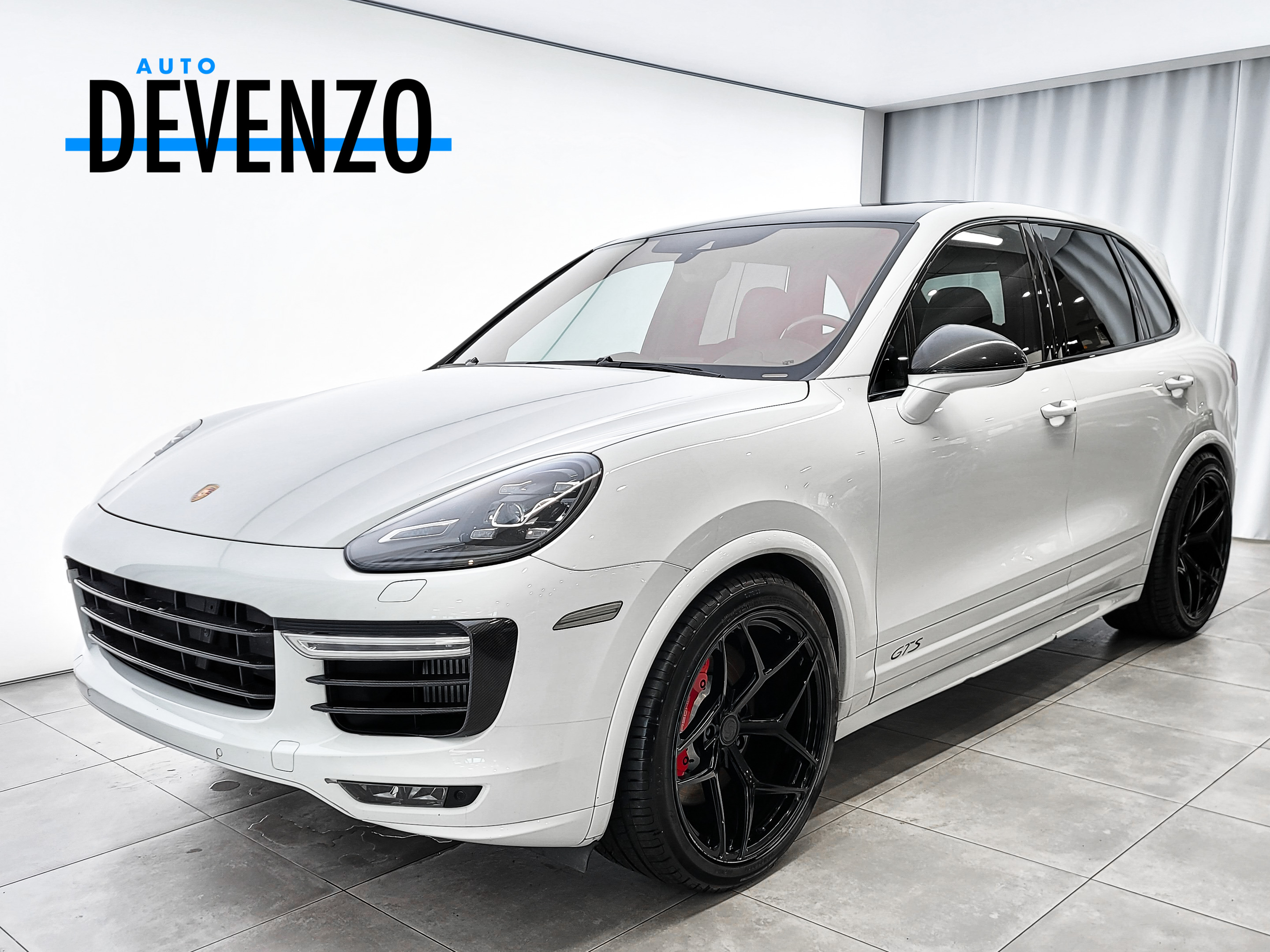 2016 Porsche Cayenne AWD GTS Lots of Upgrades / Android Touchscreen complet