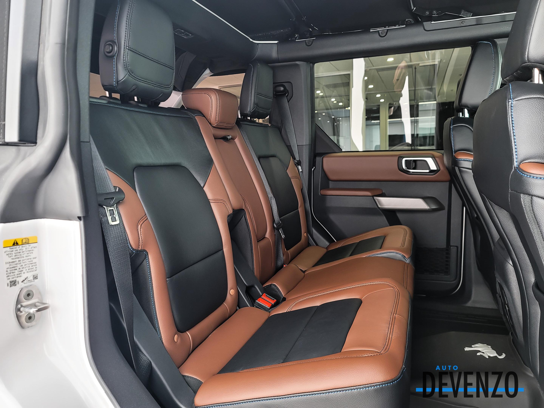 2021 Ford Bronco Outer Banks 4 Door Advanced 4×4 V6 2.7L complet