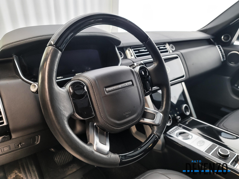 2019 Land Rover Range Rover V8 Supercharged SWB BLACK PACKAGE / DRIVE PRO PACK complet
