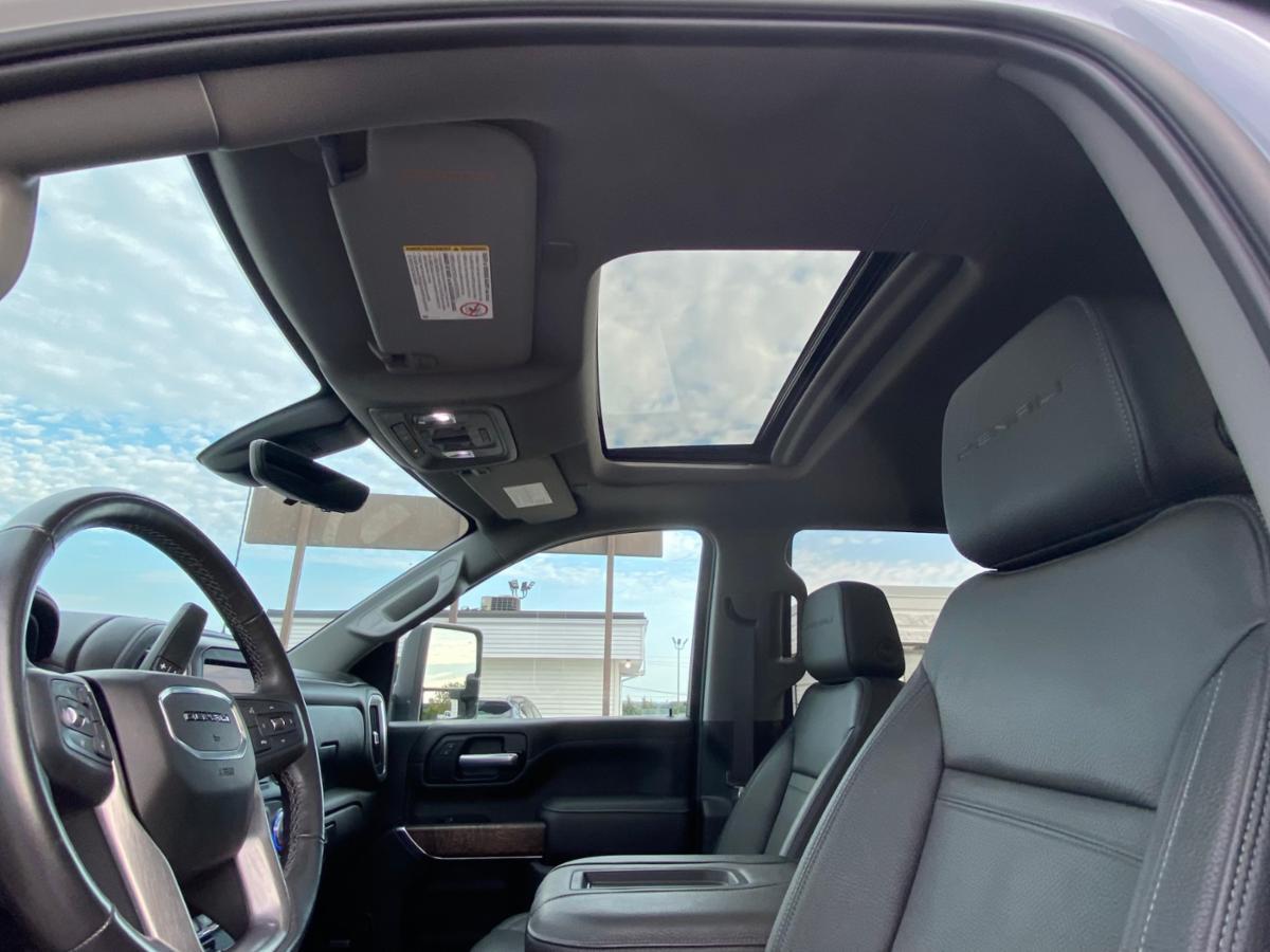 2020 GMC SIERRA 2500HD DENALI 4WD Crew Cab Diesel Duramax Allison complet