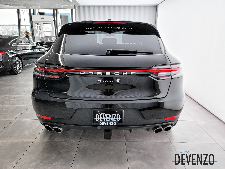 2020 Porsche Macan S AWD complet