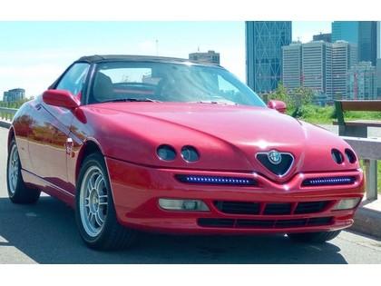 Alfa Romeo Spider Convertible CALGARY AutoTRADERca - Autotrader alfa romeo