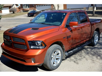 dodge ram 1500 pickup copperhead sport limited edition. Black Bedroom Furniture Sets. Home Design Ideas