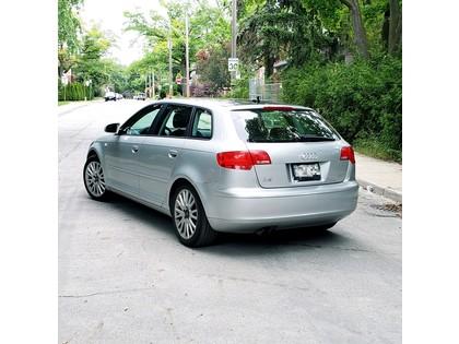 Audi A Dr HB Auto Stronic FrontTrak TORONTO - 2007 audi a3
