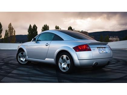Audi TT Dr Cpe Quattro Spd WESP KELOWNA - 2001 audi tt quattro